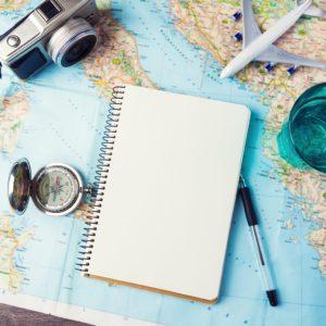 Informationen bei einer Auslandsreise