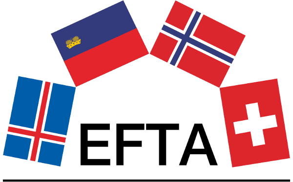 norwegen efta