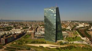 Sitz der Europäischen Zentralbank