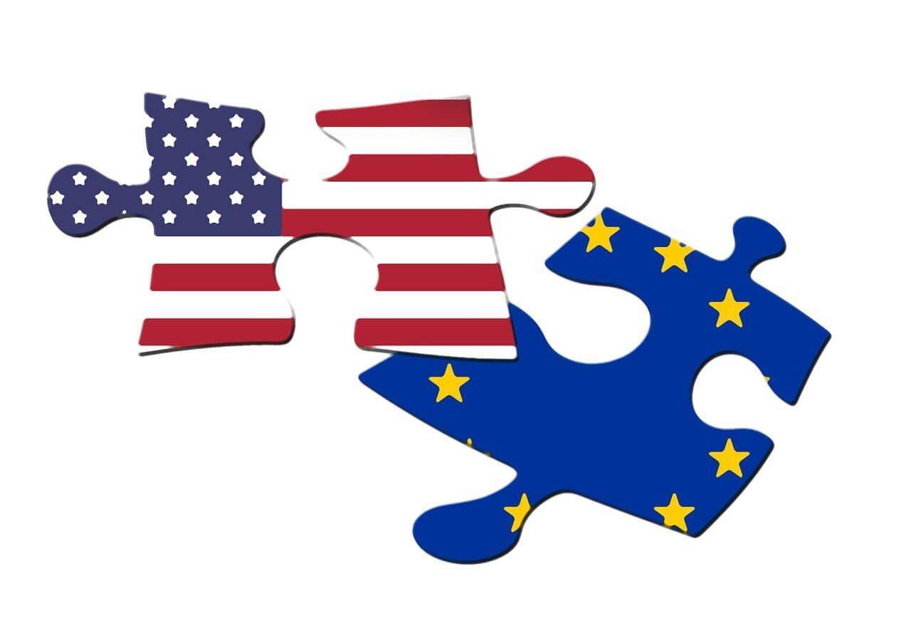 USA und EU zu TTIP
