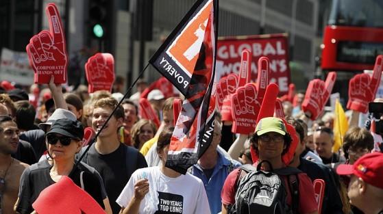 Kritik an TTIP