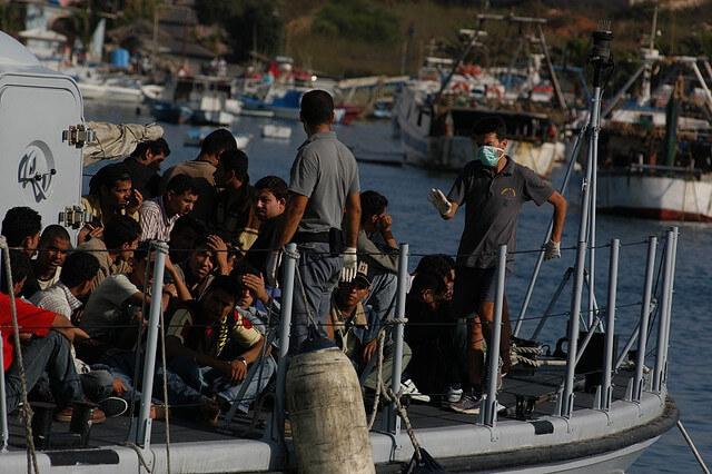 Fluechtlingsdrama im Mittelmeer