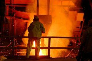 Umweltnormen werden durch Stahlwerk nicht eingehalten