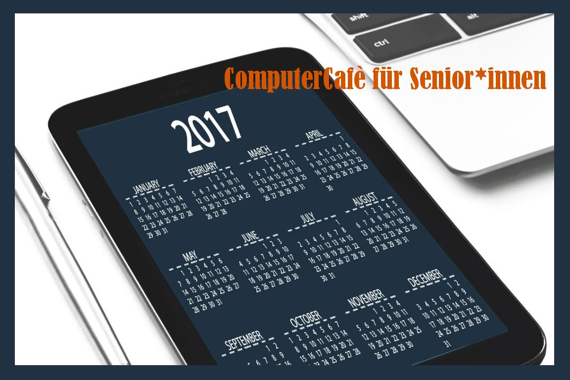 ComputerCafe fuer Senioren