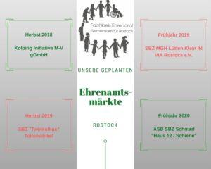 Ehrenamtsmärkte