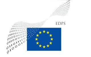 Europäische Datenschutzbeauftragte Logo
