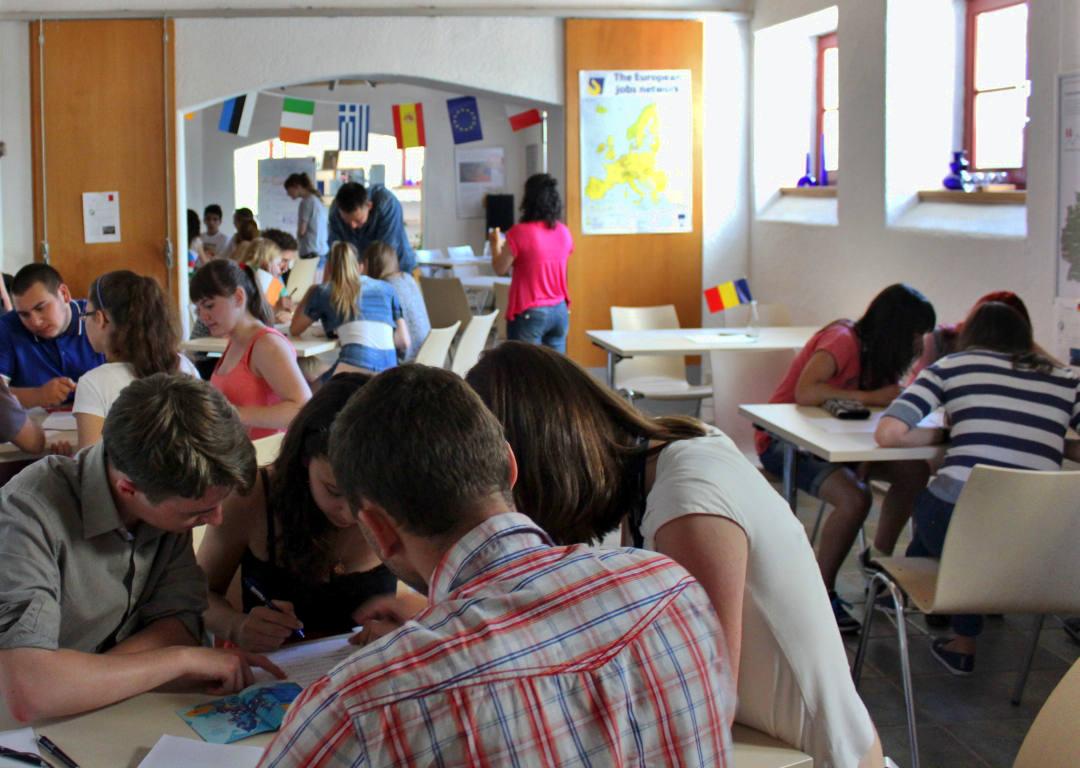 Planspiel Festung Europa für Schüler