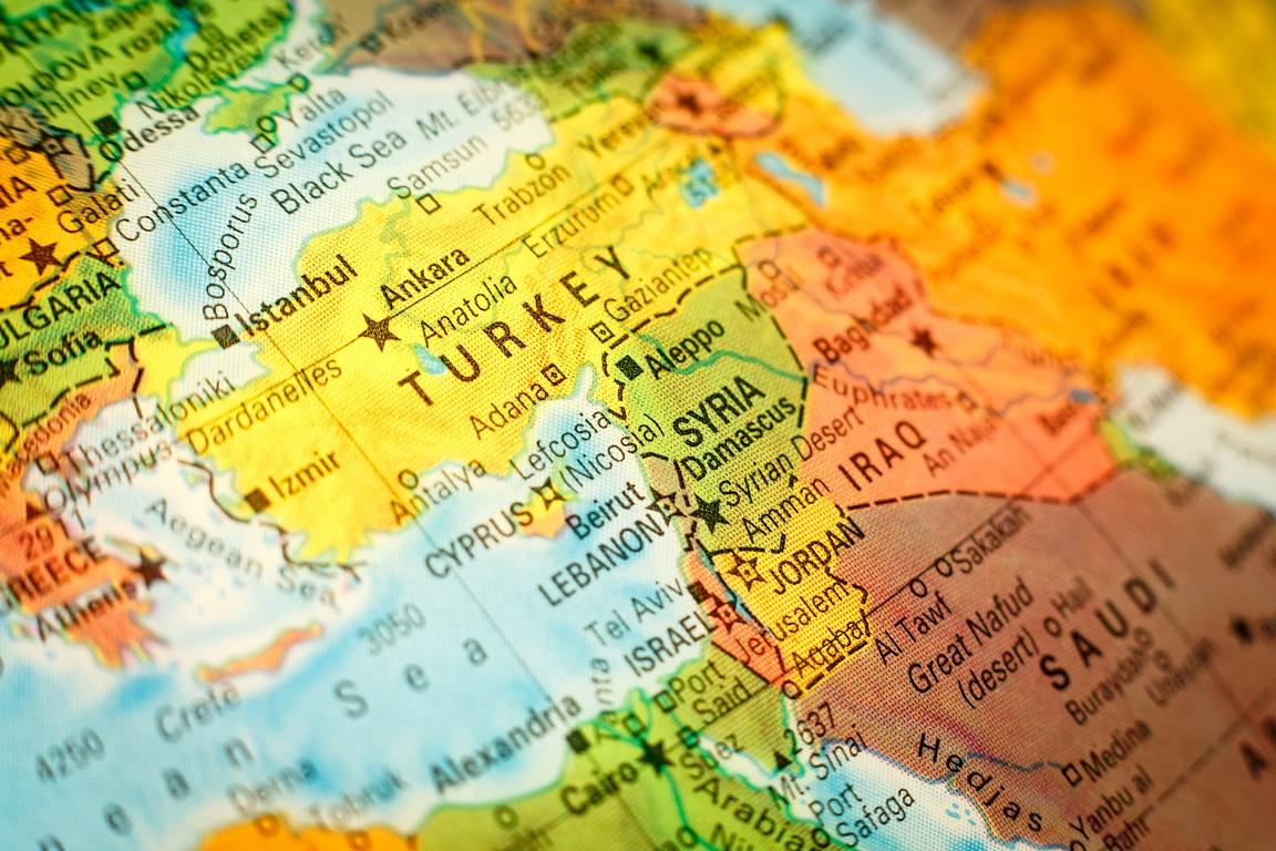 Buergerkrieg in Syrien