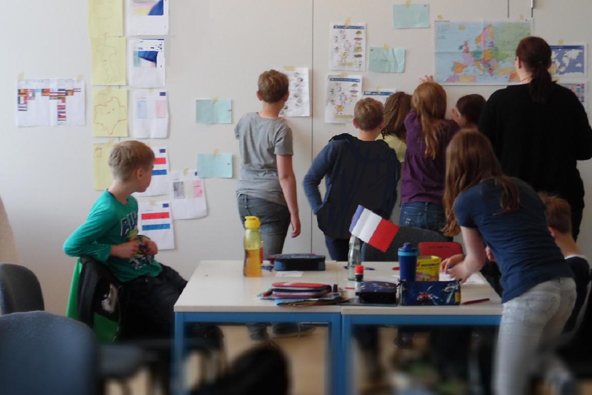 Europatag an Schulen