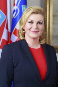 Kolinda Grabar-Kitarović Kroatien