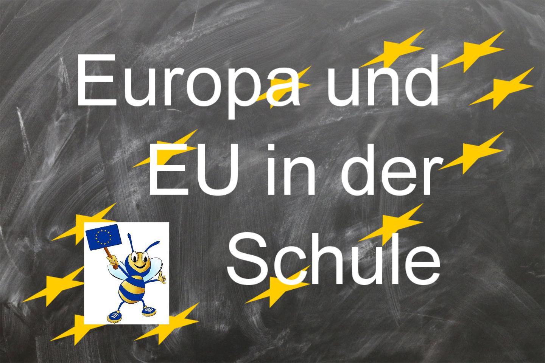 Mit der Europiene Europa und die EU entdecken - Neu Kaliss