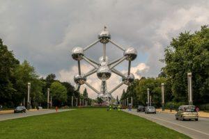 Atonium in Brüssel