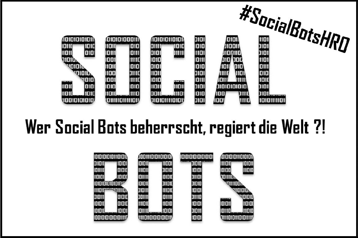 Social Bots in Rostock