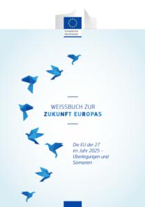 Weißbuch zur Zukunft Europas