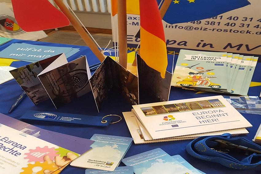 Das EIZ Rostock auf den EhrenamtMessen im Land