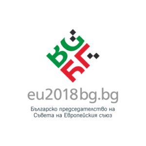 Logo EU Vorsitz Bulgarien