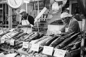 die gemeinsmae Fischereipolitik der EU.