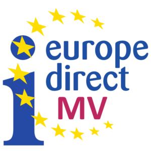 Das EDIC MV präsentiert sich zum MV-Tag in Rostock.