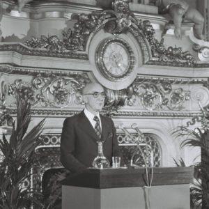 Gründungsvater der EU - Robert Schuman