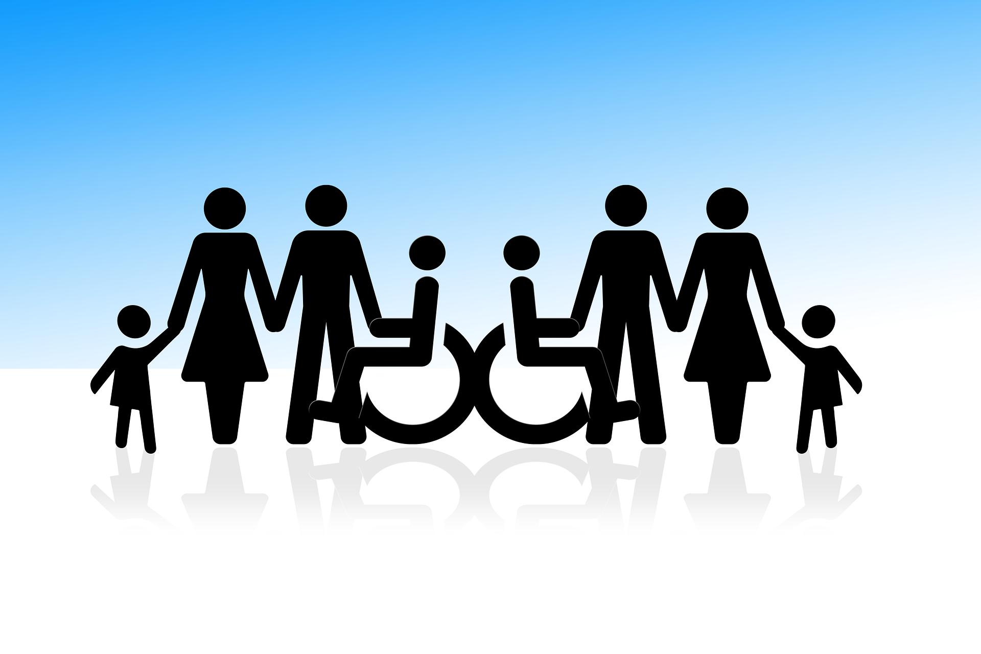 Alle Menschen sind gleich