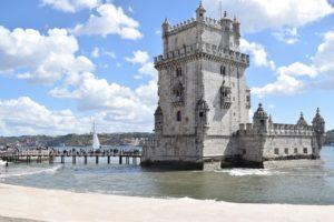 Hafenstadt Lissabon