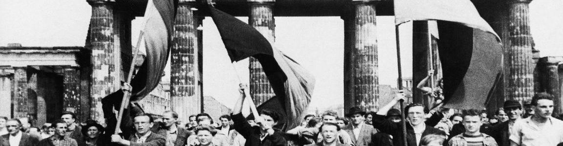 Der Volksaufstand in der DDR von 1953