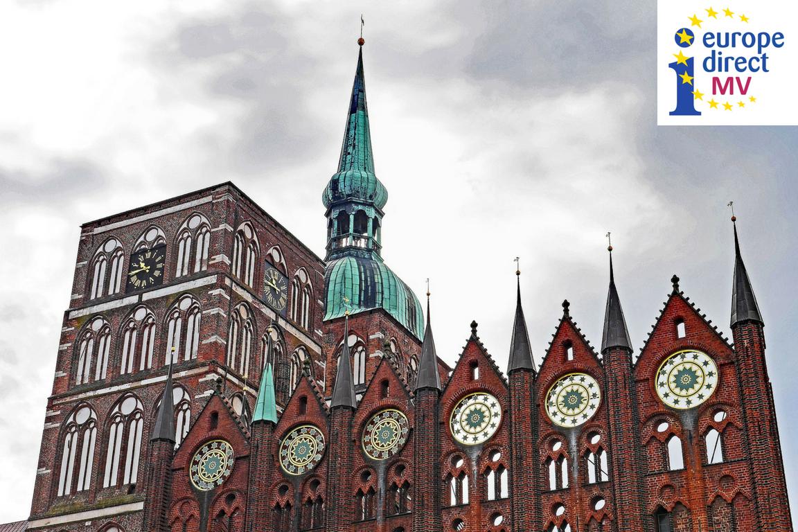 Europa-Beratungsstunden in Stralsund