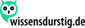 Logo Wissensdurstig