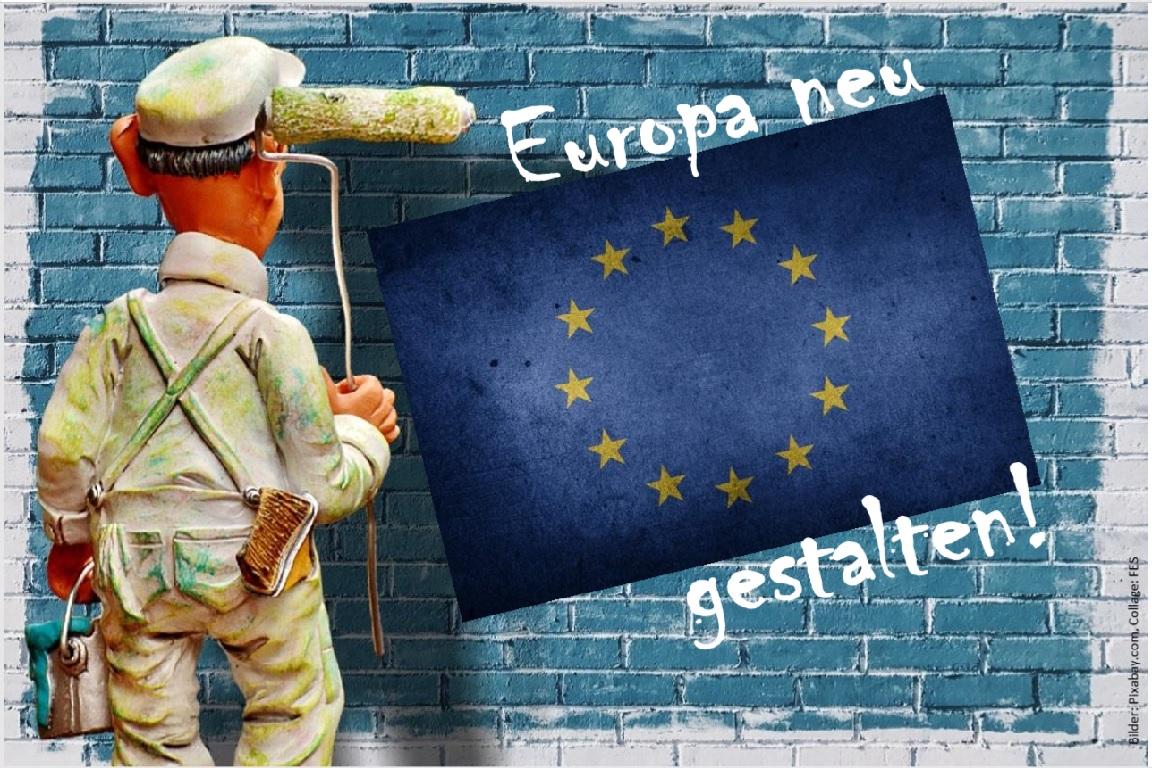 Warum wir schlecht über die EU reden...