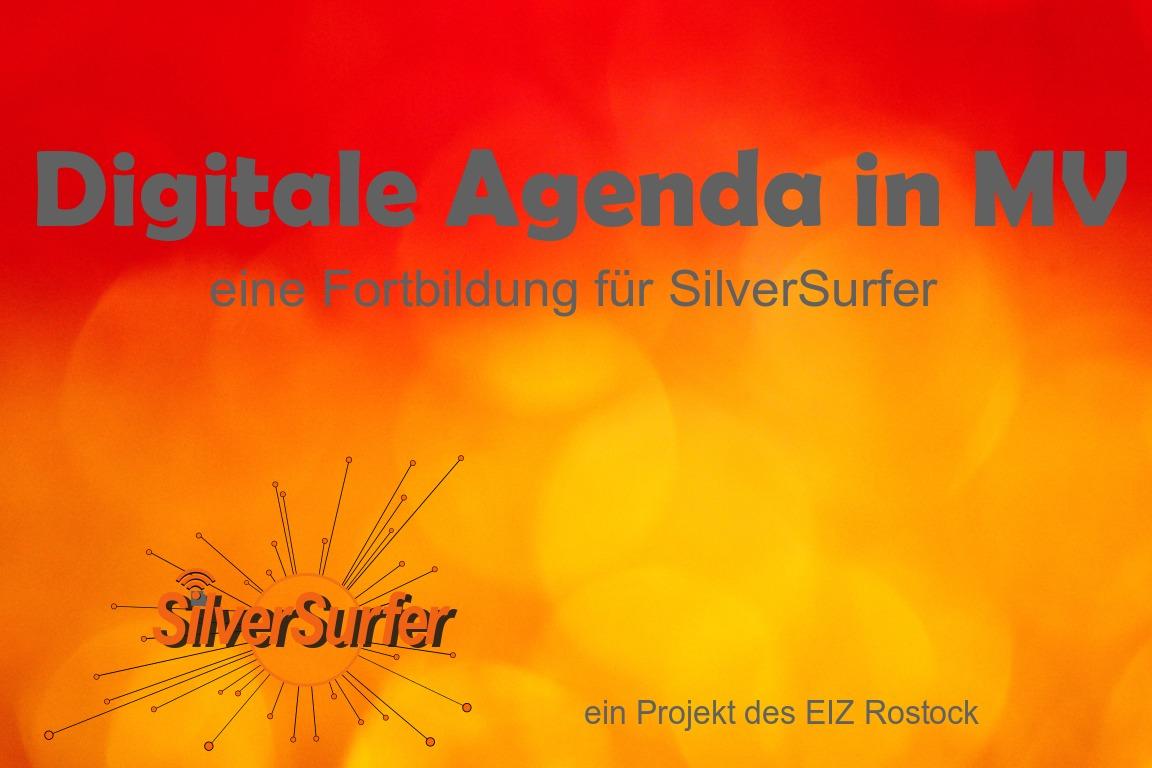 Digitale Agenda in MV - Fortbildung für SilverSurfer