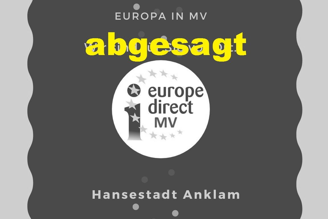Flying Office in Anklam - Europa vor Ort