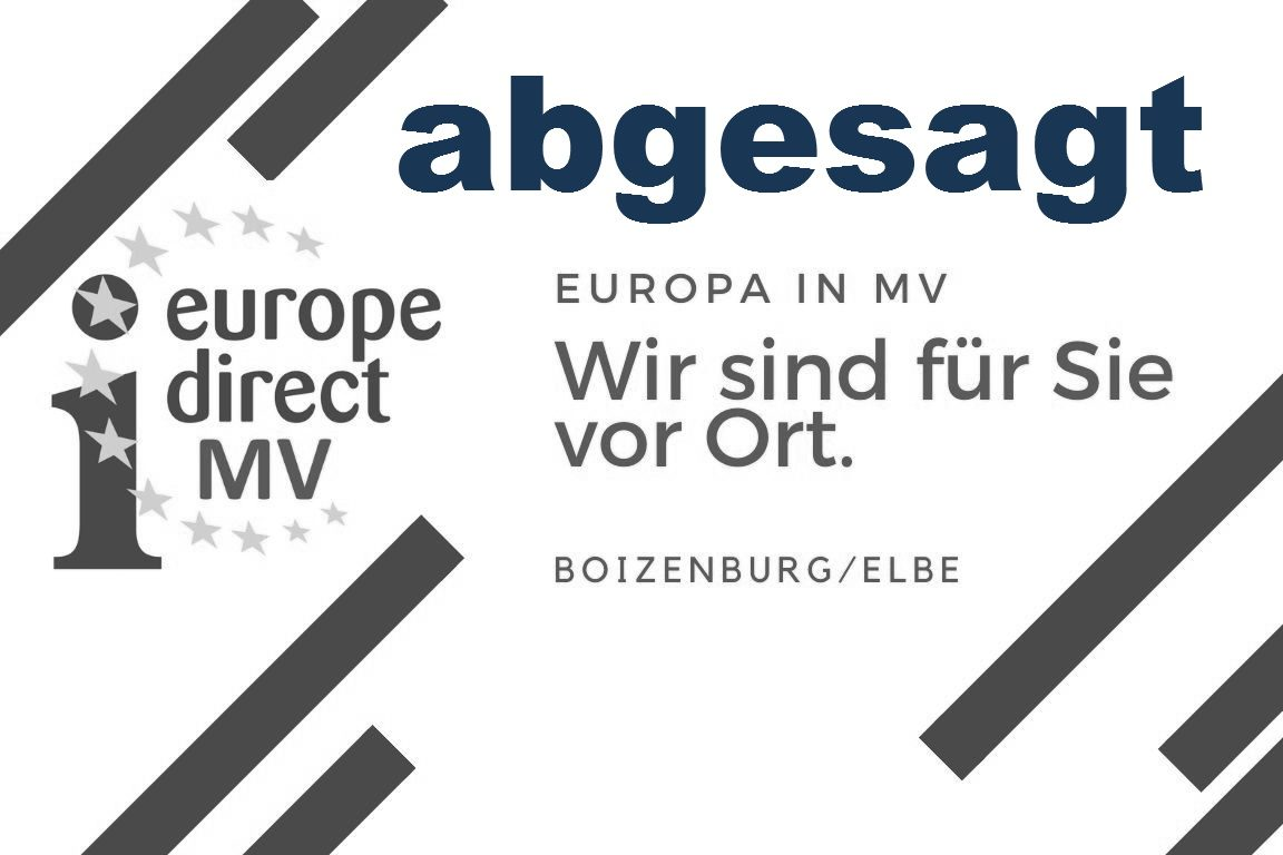 Flying Office in Boizenburg - Europa vor Ort