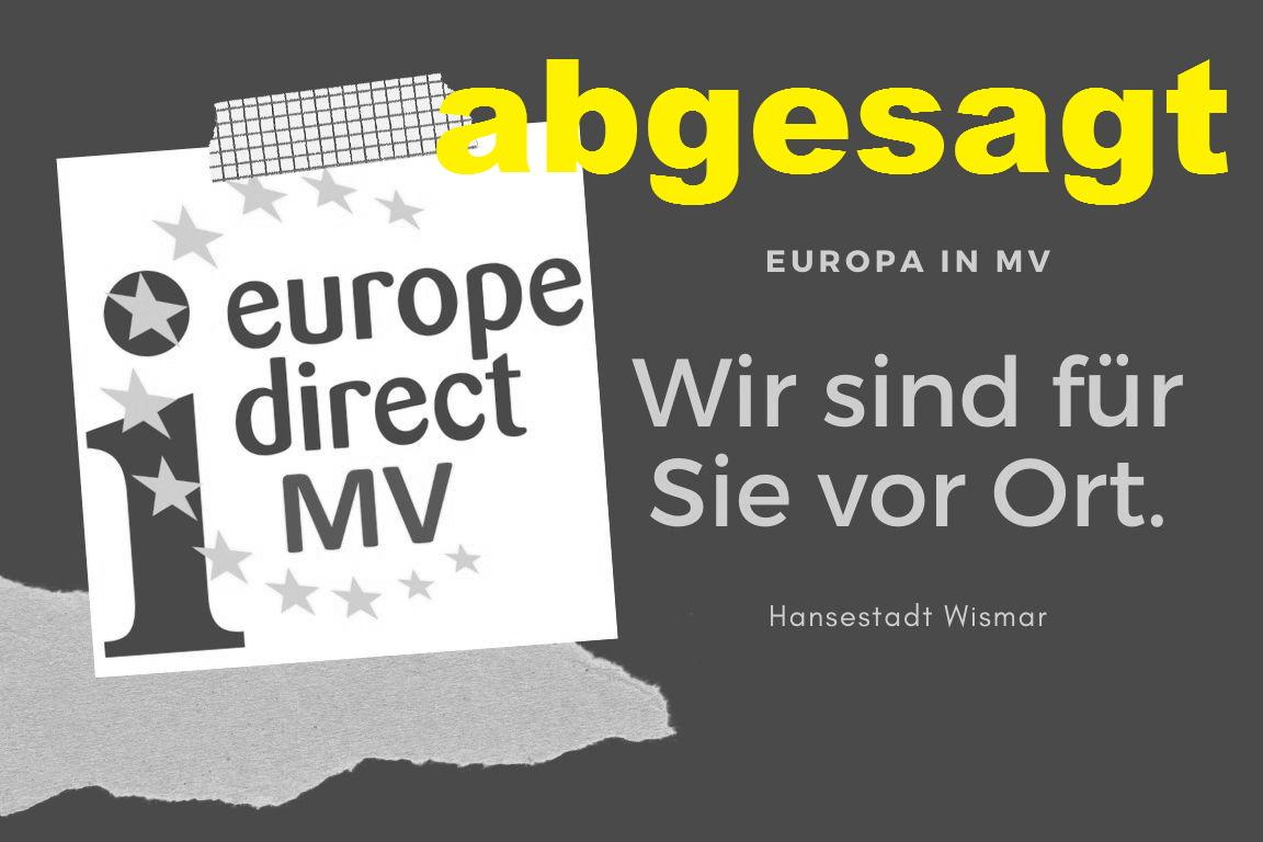 Flying Office in Wismar - Europa vor Ort