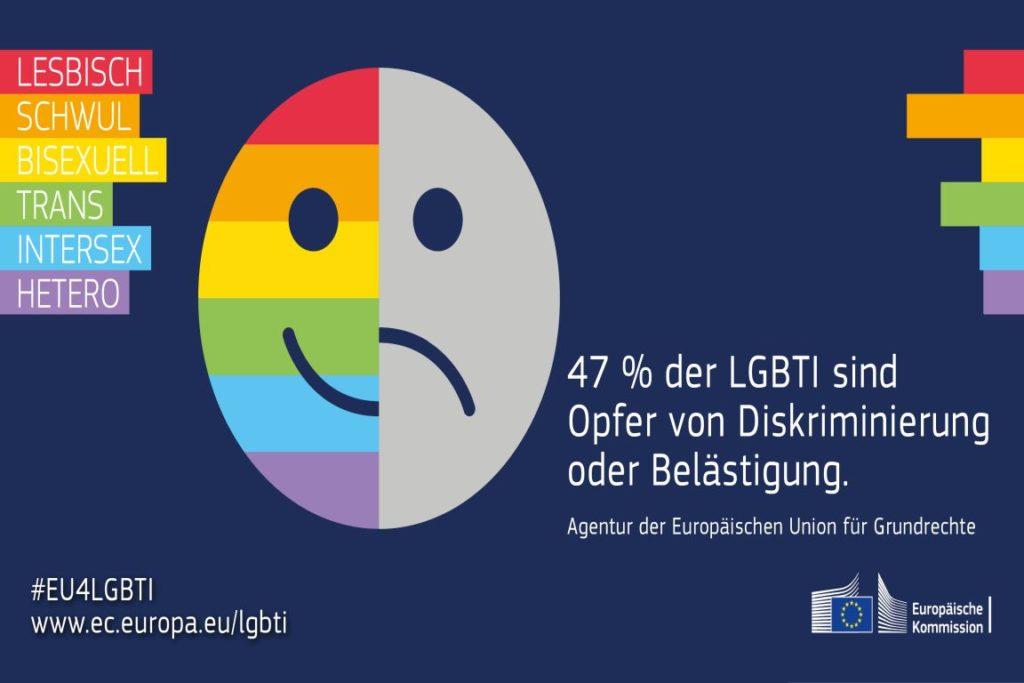 EU kämpft gegen Homophobie
