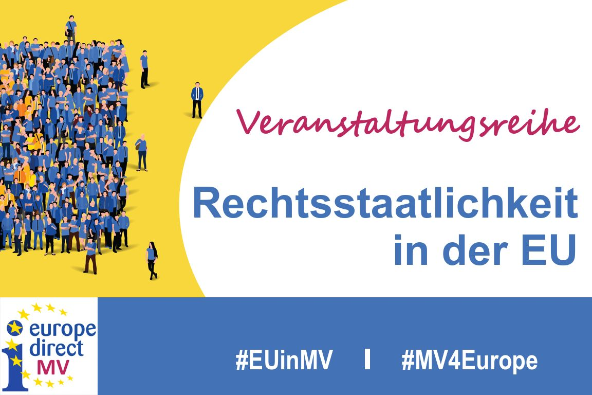 Rechtsstaatlichkeit in der EU - Diskussionsrunde in Boizenburg
