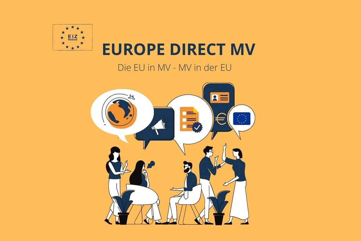 """PrO Flying Office: Das digitale EU-Plauderstündchen - Online-Seminar """"Europäische Partnerschaften"""""""