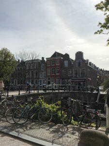 Bild aus dem Stadtzentrum von Utrecht