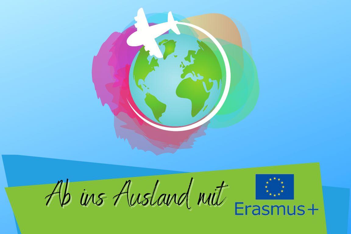 Bildungsaustausch mit Erasmus+