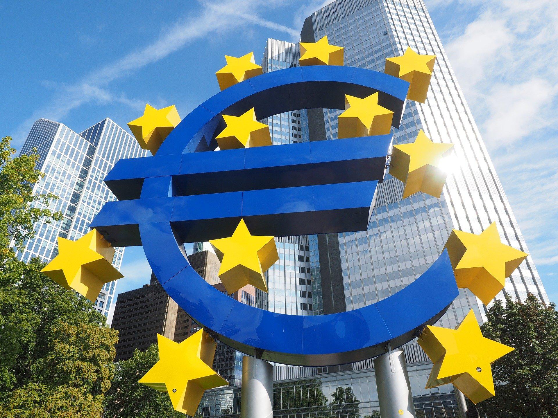 Virtueller Besuch der Europäischen Zentralbank